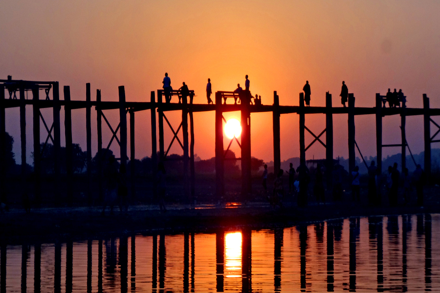 Croisière Myanmar