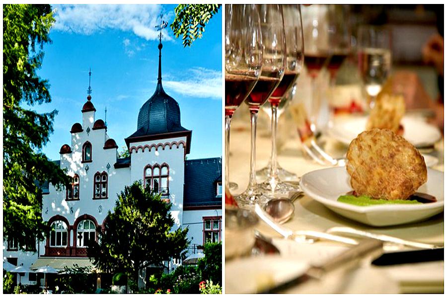 Allemagne : Festival Gourmet de Rheingauer