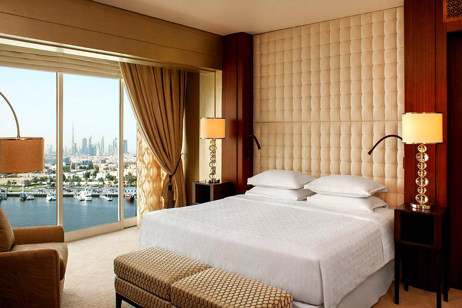 Dubaï : un Sheraton sur la baie