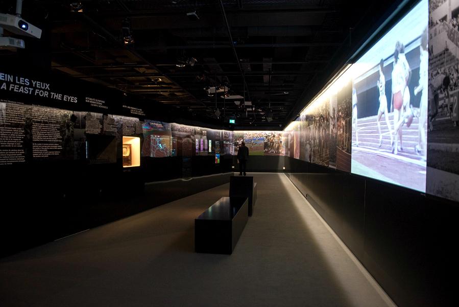 Jeux Olympiques : découvrez l'envers de l'écran !