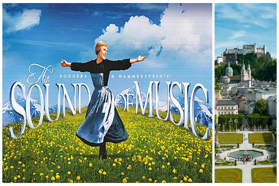 James Bond, Salzbourg et la Mélodie du Bonheur !