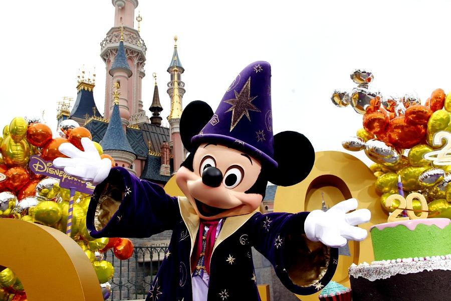 Disneyland : plus cher pour les Suisses !