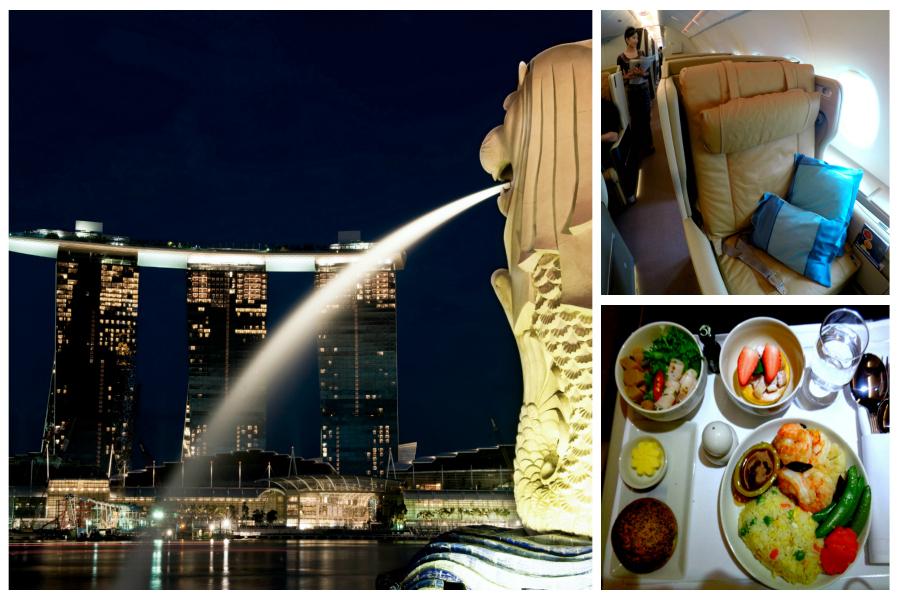 Singapour en stopover