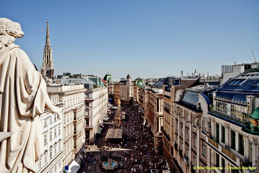 Vienne à nouveau No 1