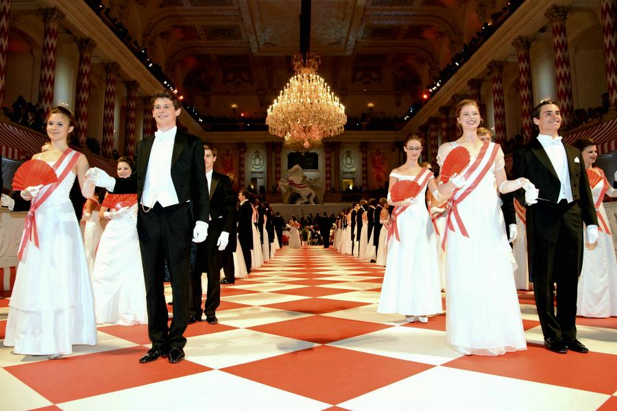 Autriche : Vienne (bals)