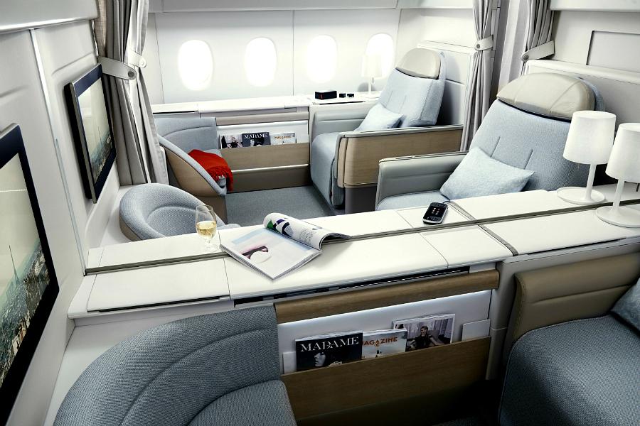 Comment Air France a grimpé au classement Skytrax