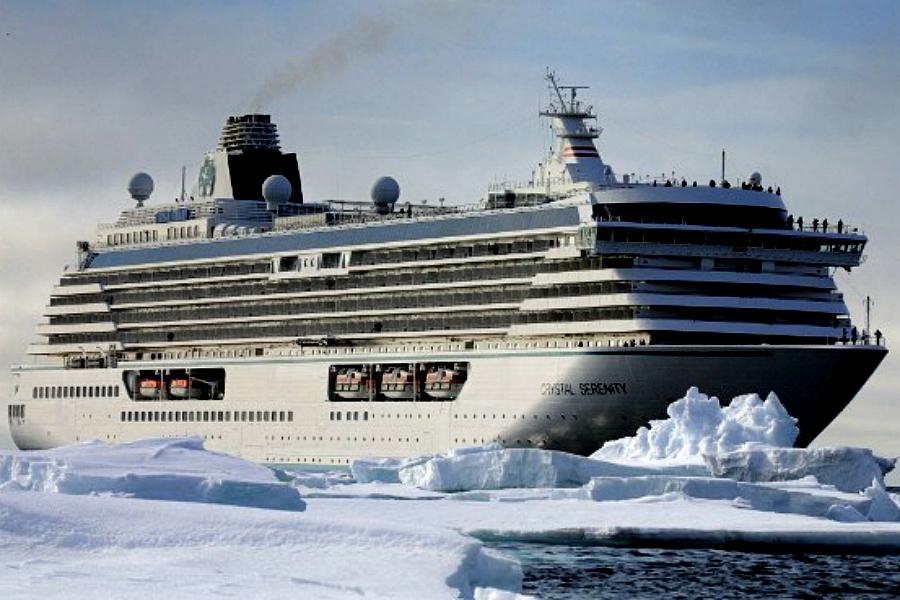 Arctique : la croisière qui fait scandale