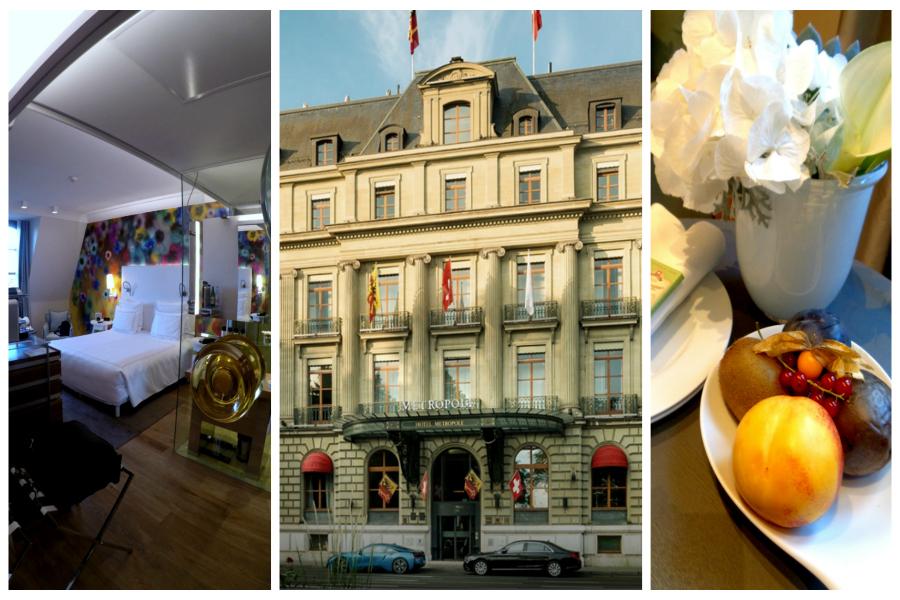 Hôtel Métropole de Genève