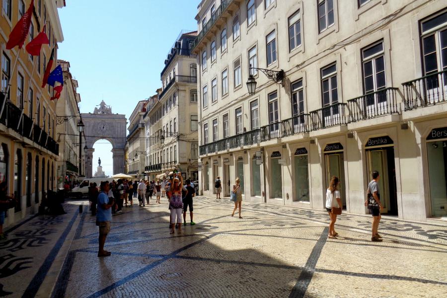 Portugal : Lisbonne