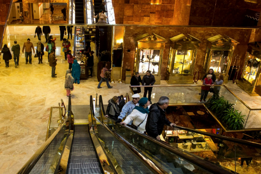 La Trump Tower, attraction touristique