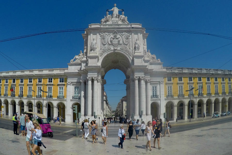 Portugal : VIDEO Lisbonne