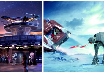 Stars Wars Disneyland