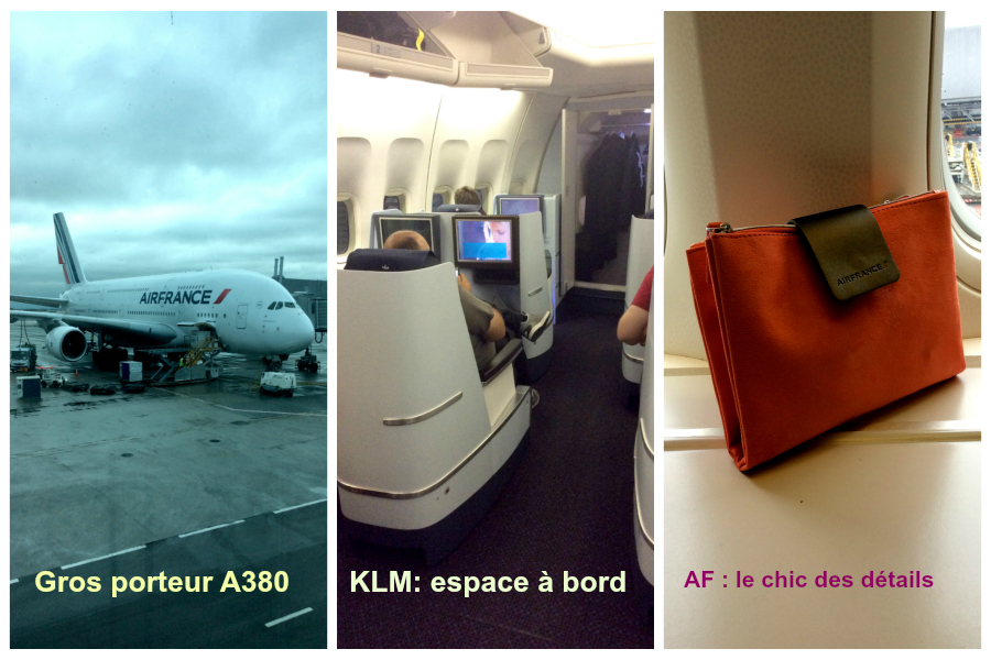 AIR France / KLM : montée en gamme