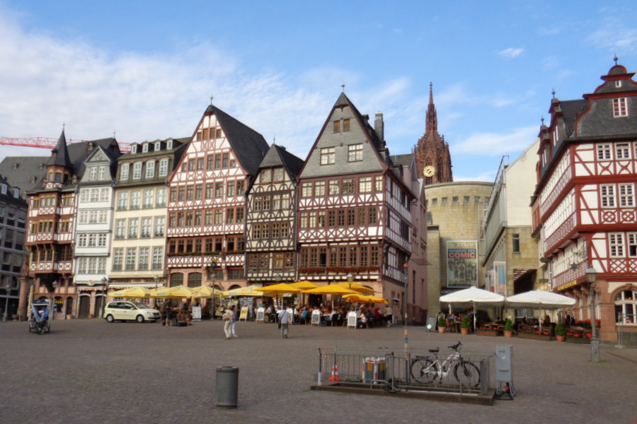 Allemagne : Francfort