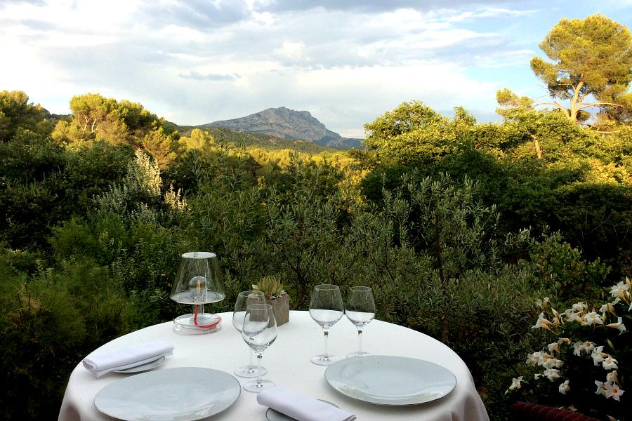 Aix-en-Provence, aux premières « lodges » !