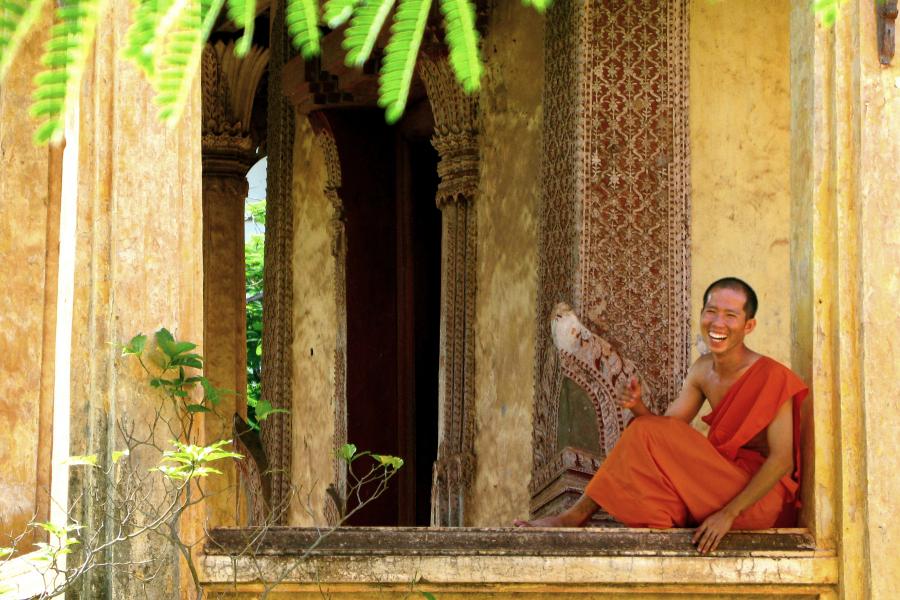 Laos : Luang Prabang