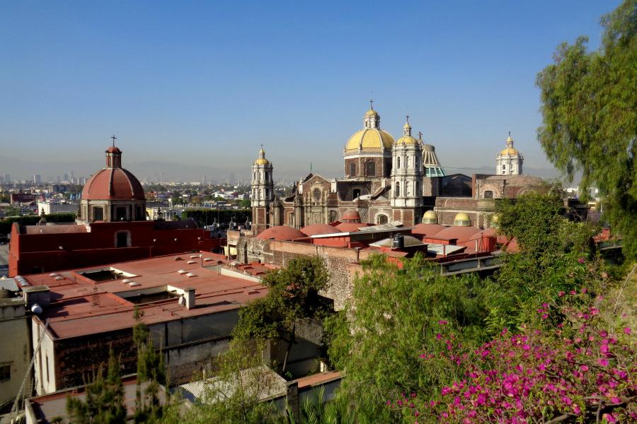 Mexique : VIDEO Mexico City