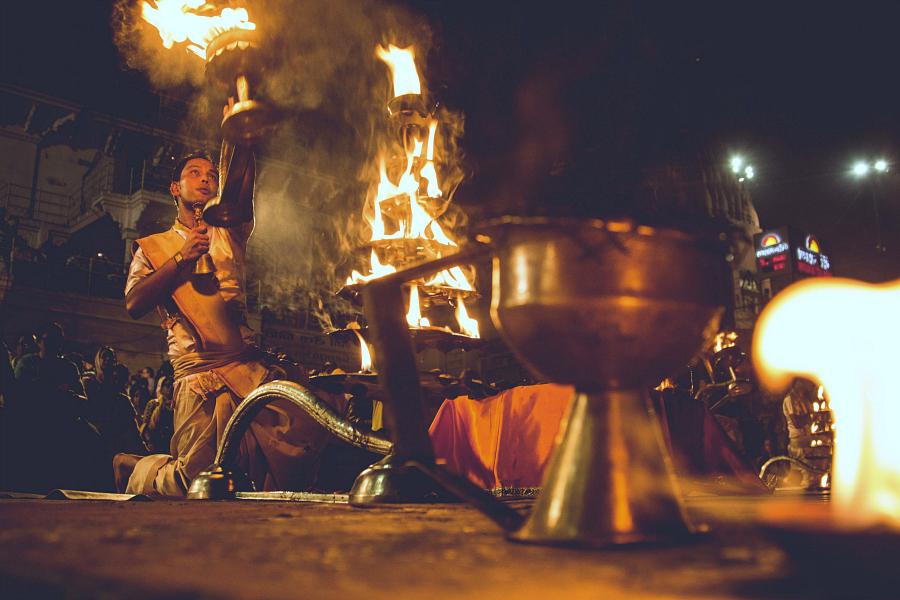 Inde : Varanasi (Bénarès)