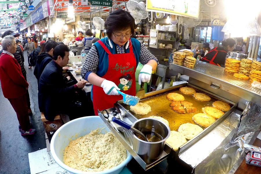 Corée : gastronomie à Séoul