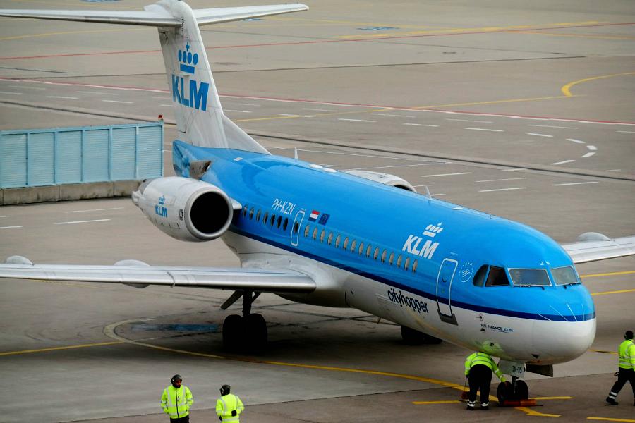 KLM vers une aviation plus durable