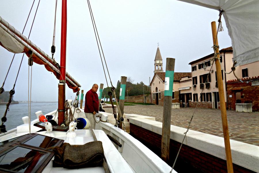 Italie : VIDEO Venise (lagune)
