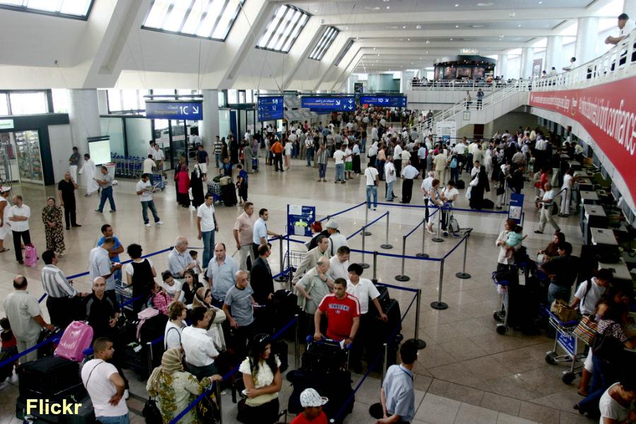 Comment réduire le stress d'aéroport en 2018 ?