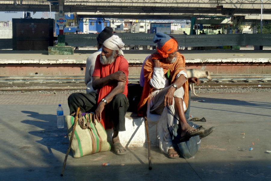 Inde : une croisière ferroviaire