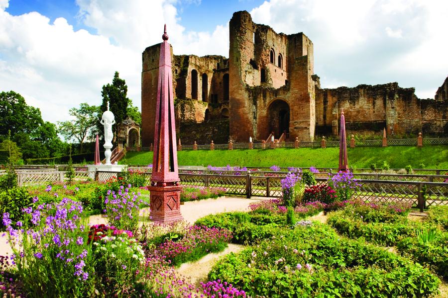 Angleterre : les jardins
