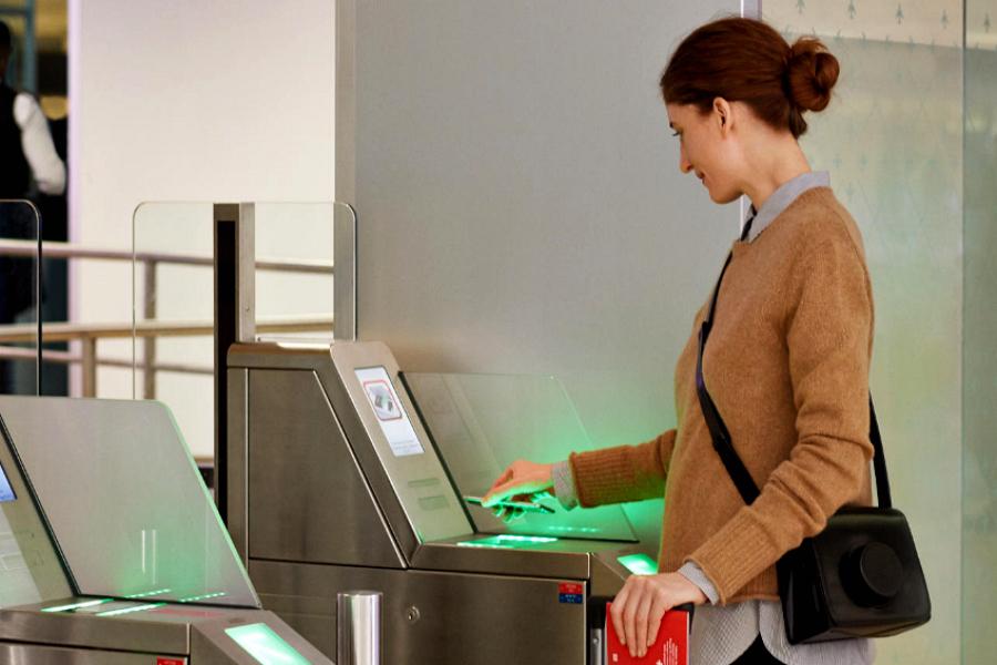 Contrôle de sécurité payant à l'aéroport