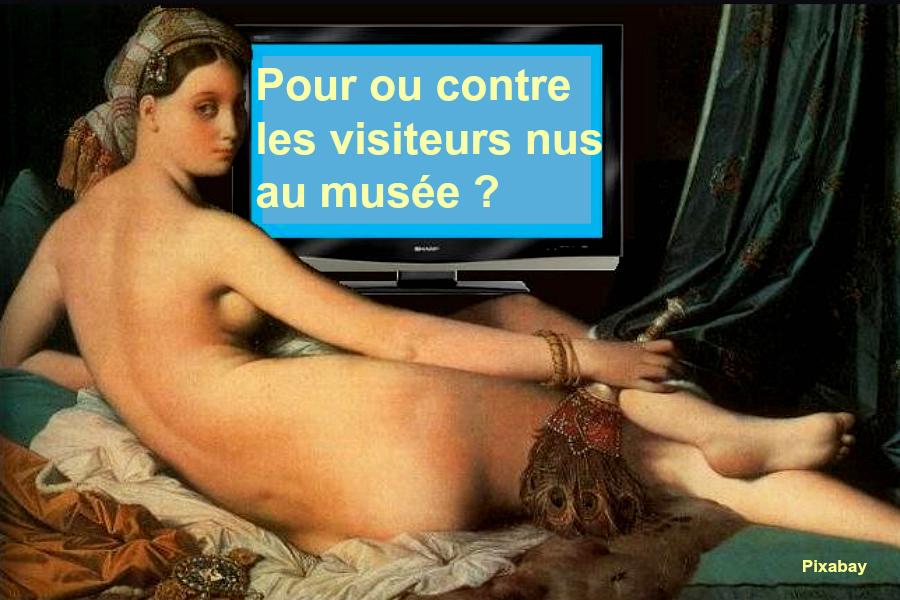 Nudistes au musée : pour ou contre ?