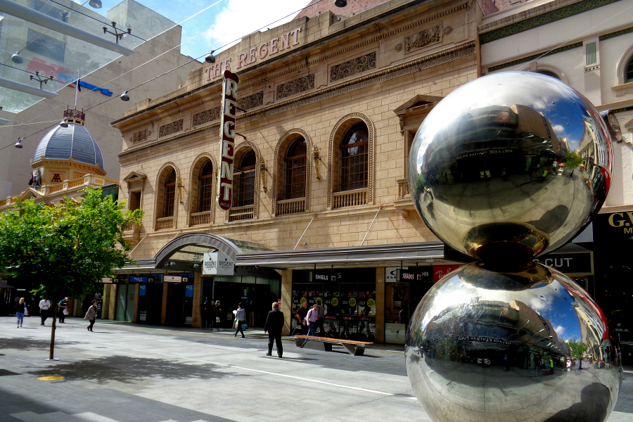 Australie : Adélaïde