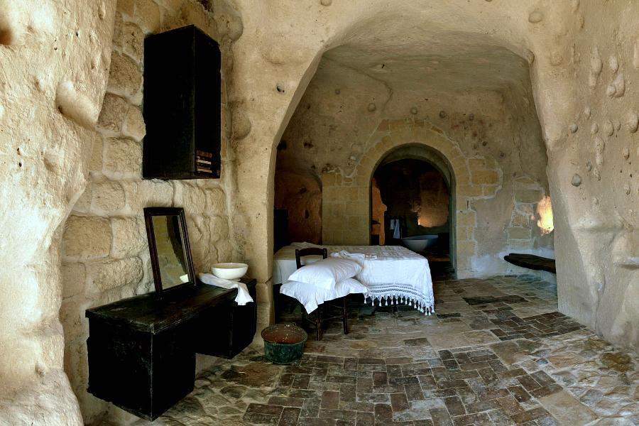 Italie : Matera (bons plans)