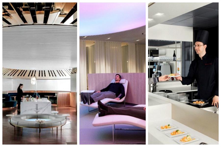 Nouveau salon Business à Paris-Charles de Gaulle