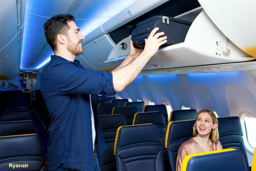 Low cost : et maintenant, payez pour les bagages en cabine !