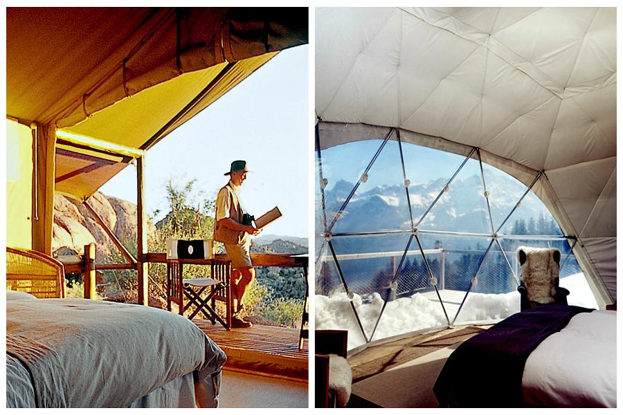 Campings de luxe