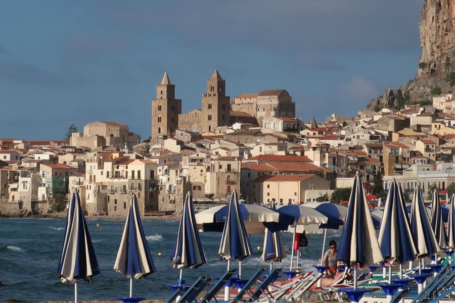 Italie : Cefalu (Sicile)