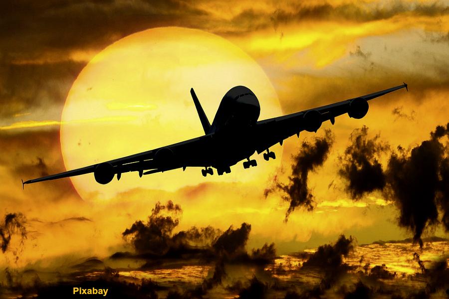 « Trous d'air » et oxygène en avion