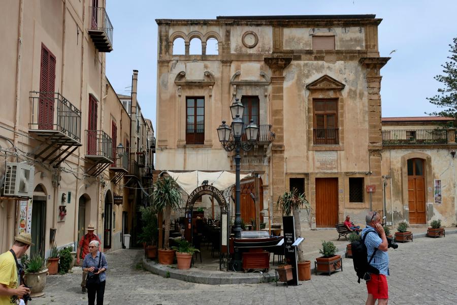 Italie : VIDEO Cefalù (Sicile)