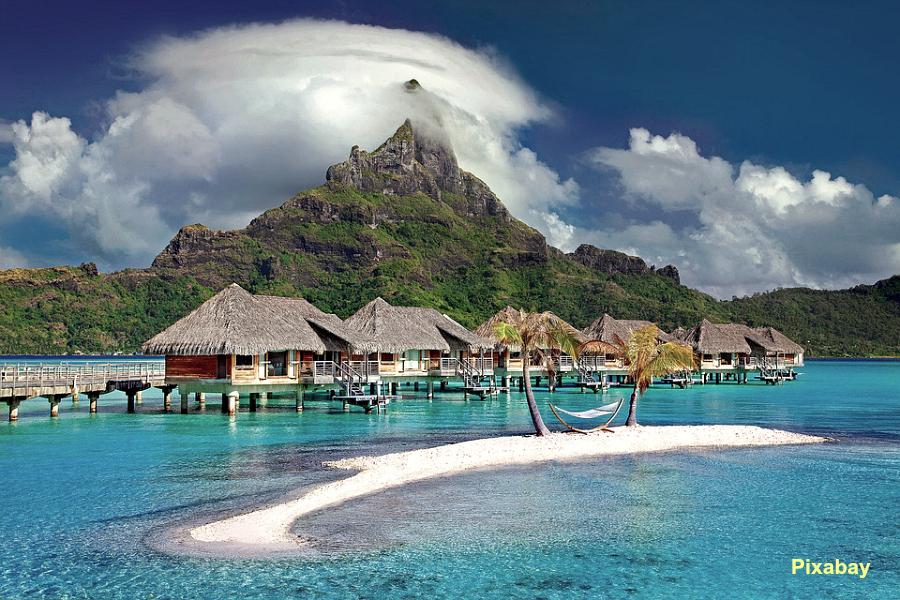 France : Tahiti