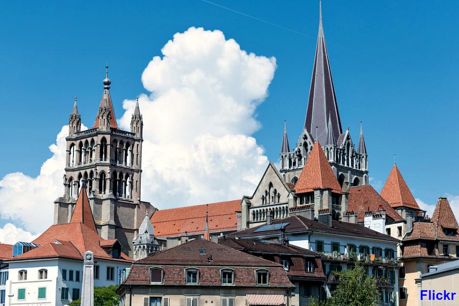 Pourquoi pas un Noël à Lausanne ?