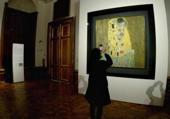 Klimt à Vienne, en Autriche