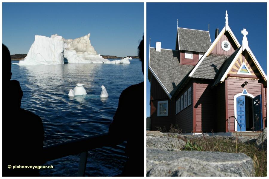 Une zone du Groenland classée par l'Unesco