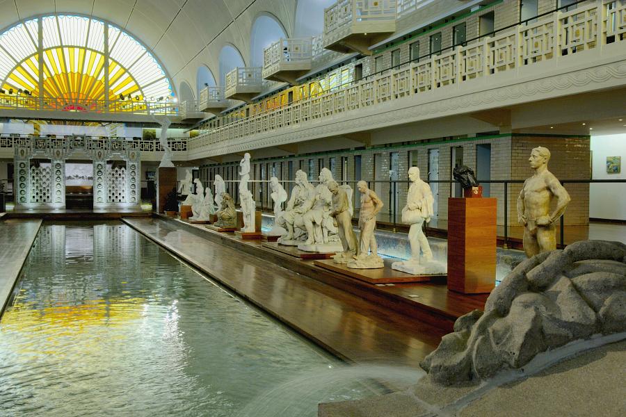 France : Roubaix (Musée Piscine)