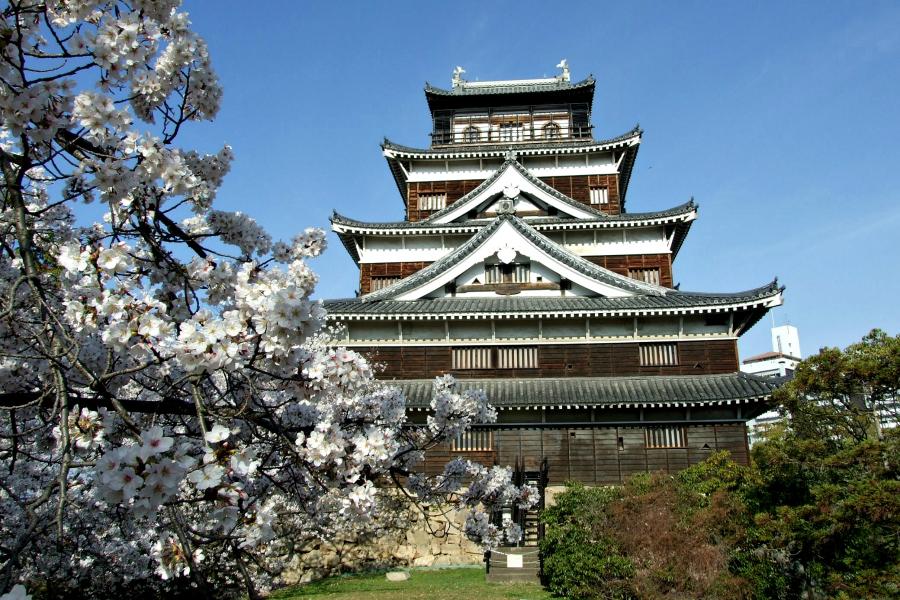 Japon : les jardins