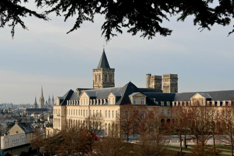 France : VIDEO Caen