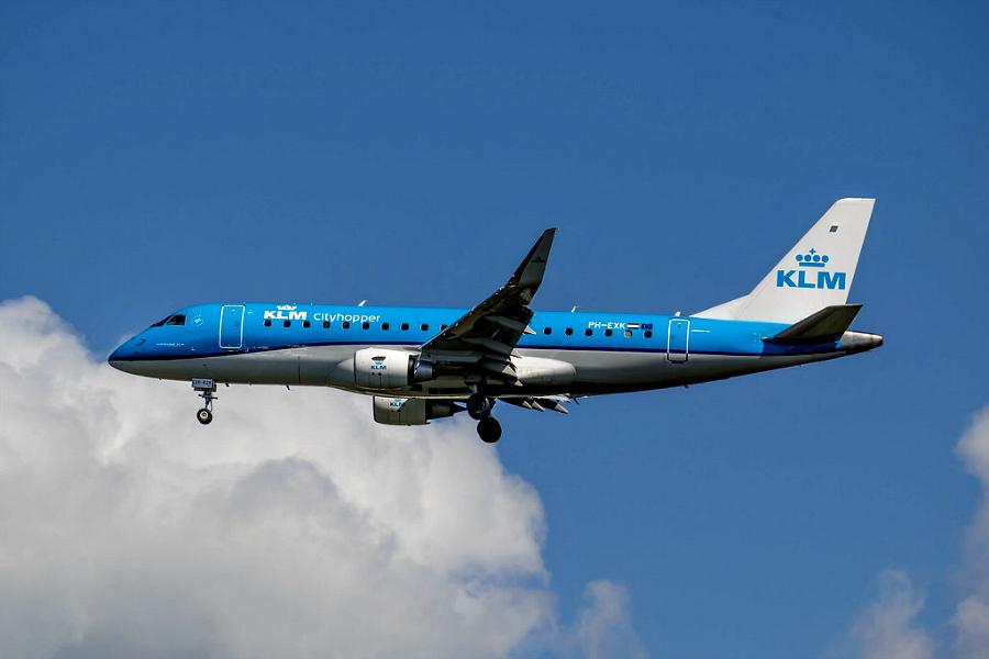 Aviation : KLM s'engage pour l'environnement