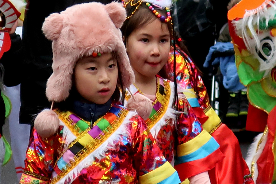 Angleterre : VIDEO Londres / Chinatown