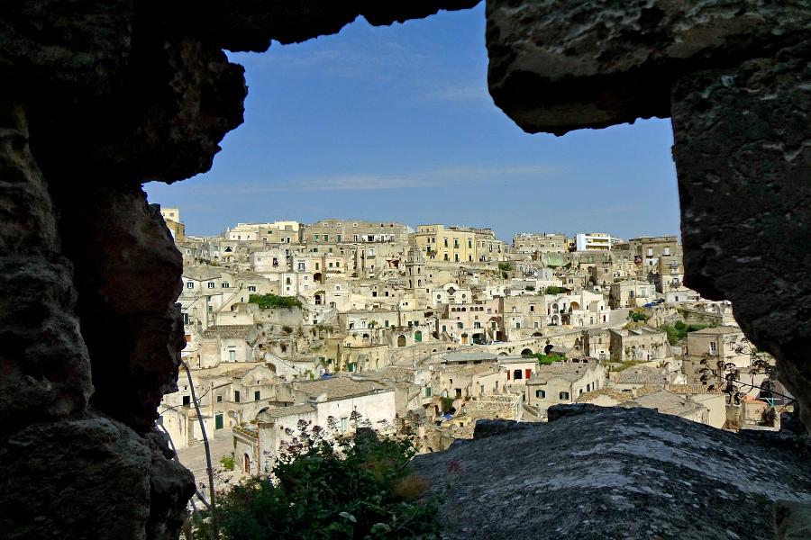 Italie : Matera