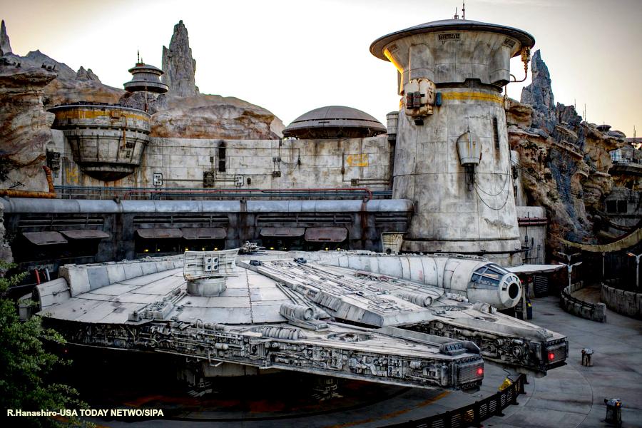 Disney : ouverture du parc Star Wars