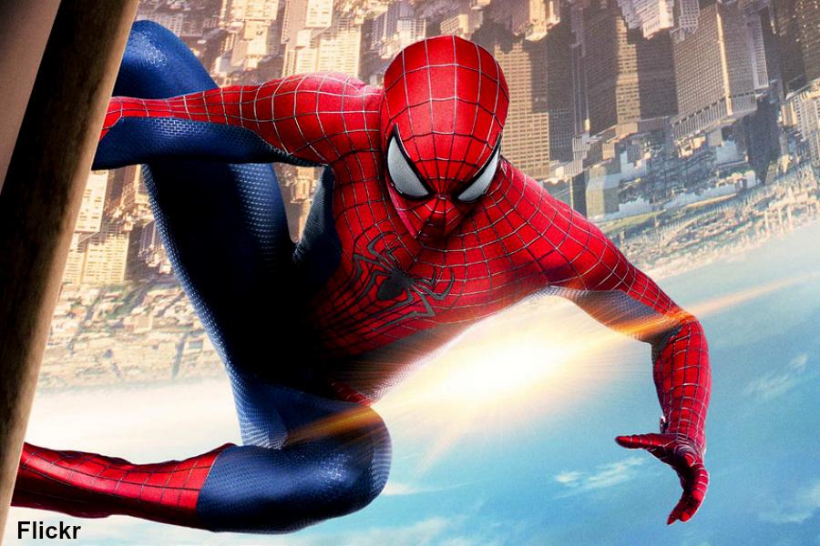 New York avec Spider-Man